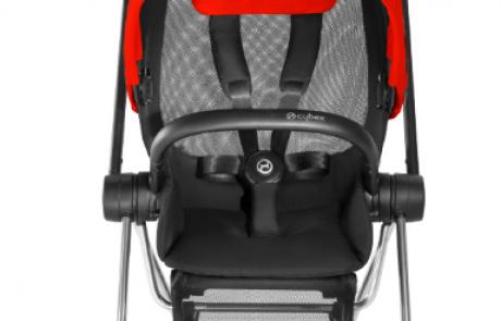 חוות דעת על עגלת תינוק סייבקס מיוס