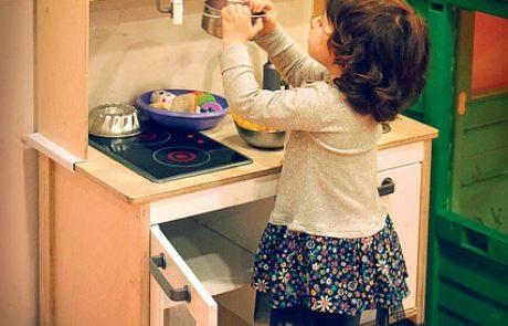 מטבח מומלץ לילדים