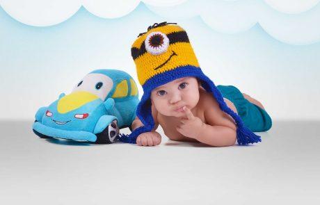 בימבה לתינוקות הרכב הראשון של ילדכם