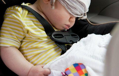 כיצד לשמור על התינוק בנסיעה?
